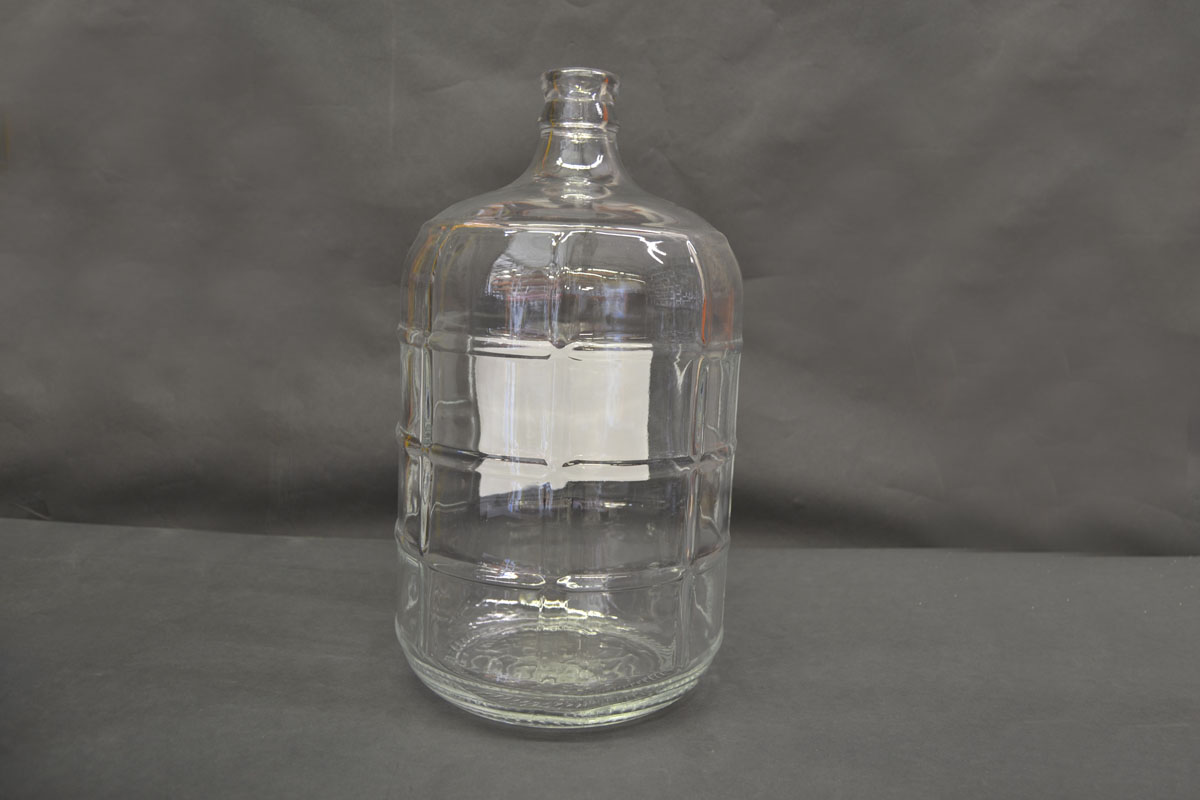 1ca11422f15 Home Brewery 3 Gallon Glass Carboy Return to previous page. Zoom images